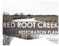 Red Root Creek Report Cover