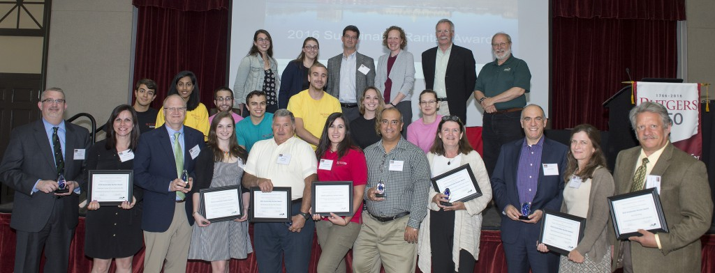 2016 Sustainable Raritan Award Recipients
